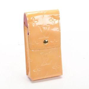 Louis Vuitton Cigarette Case in Noisette Monogram